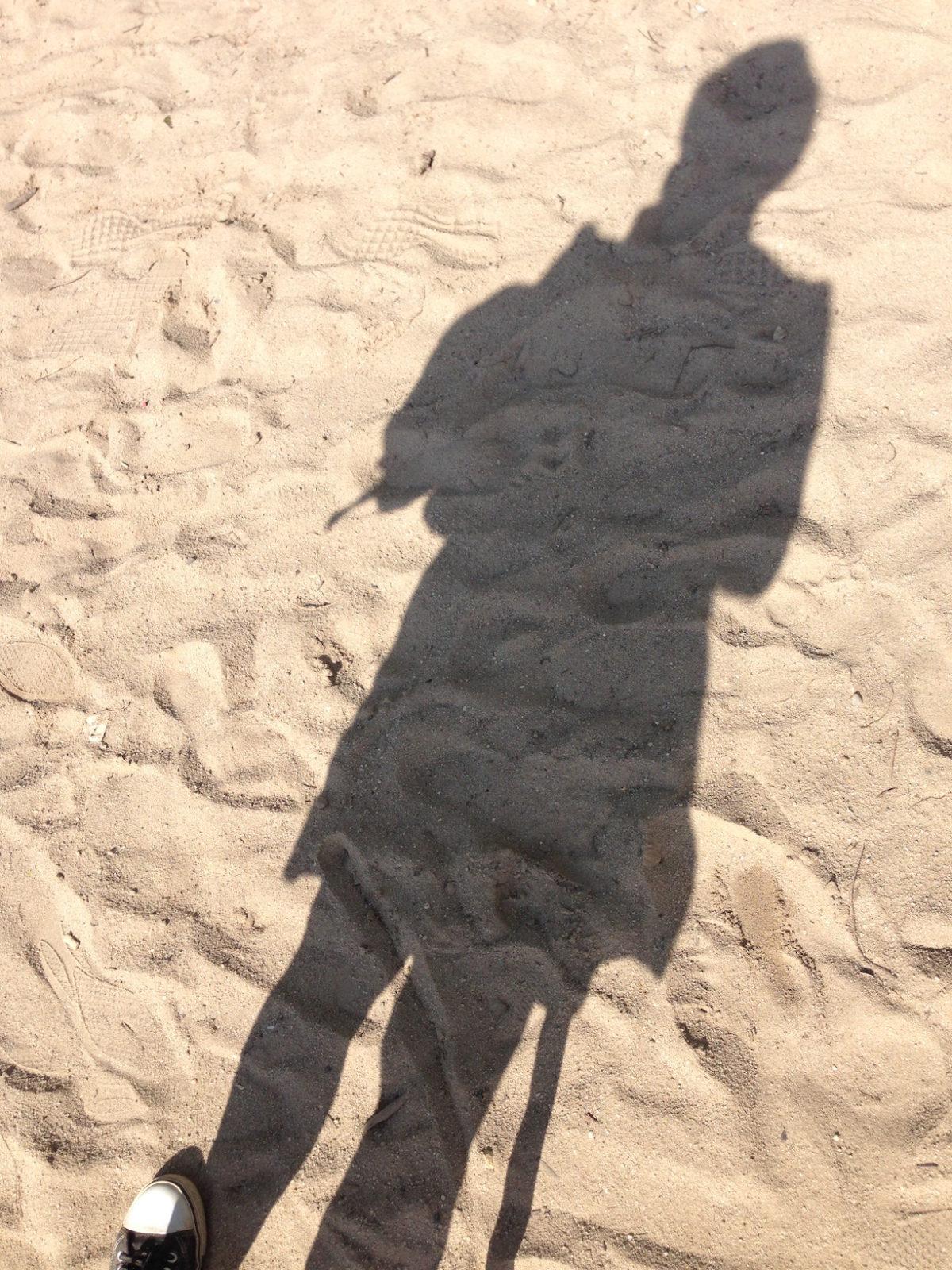 Регби на пляже